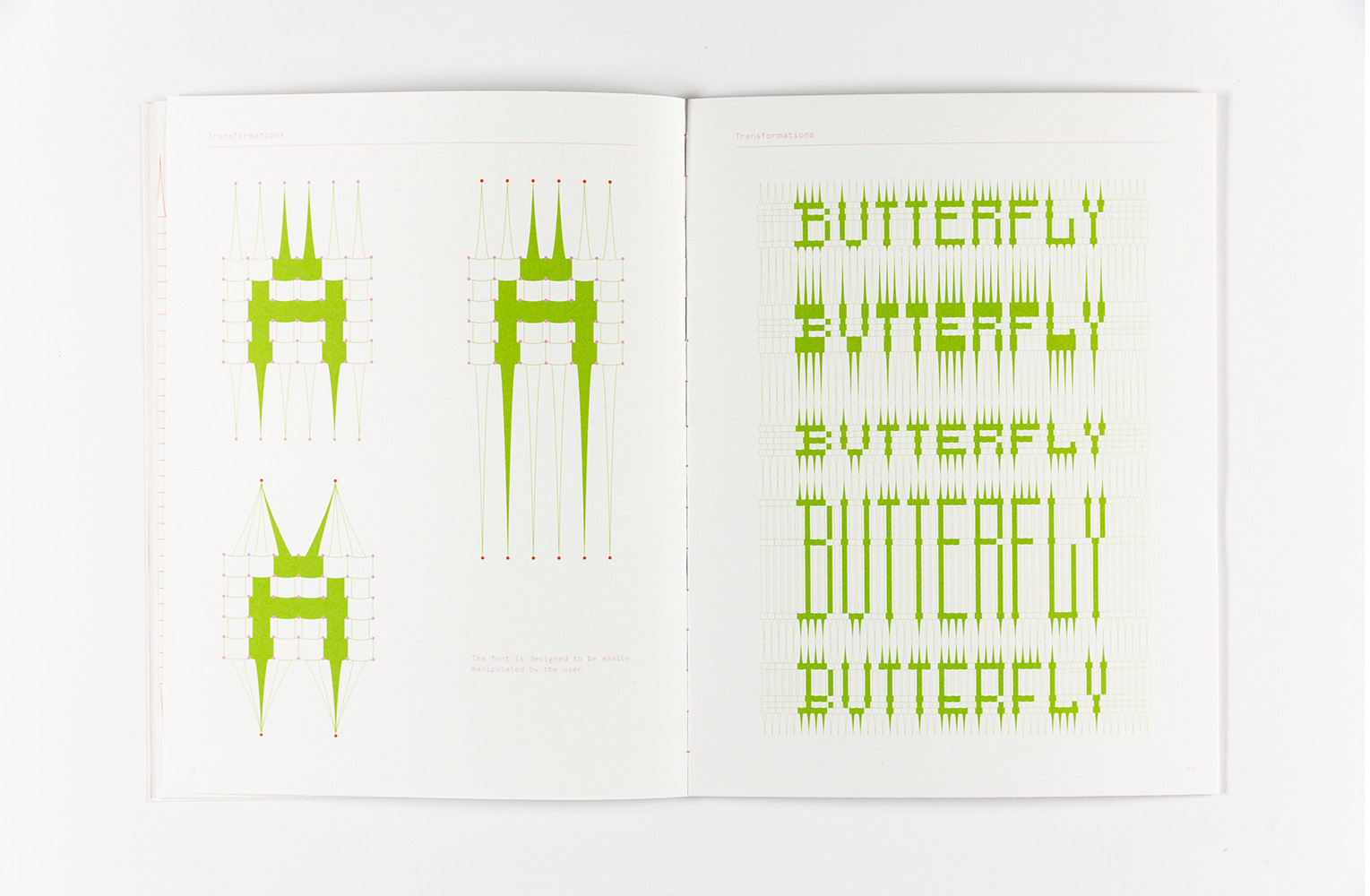 Display fonts