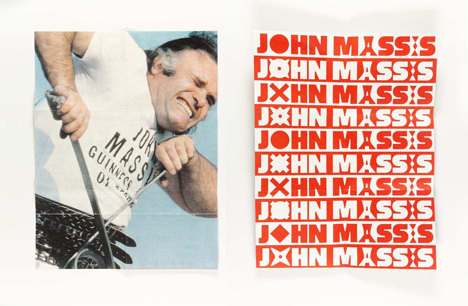 Publicatie John Massis